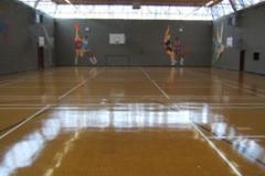 Coolmine Sports & Leisure Centre | Indoor Basketball Court