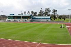Clonliffe Harriers Athletic Club | Artificial Athletics Track
