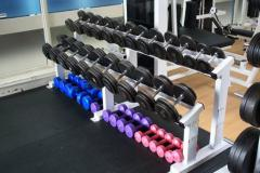 Newpark Sports Centre | N/a Gym