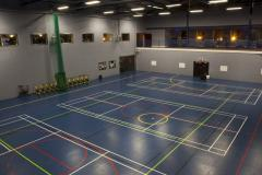 Westmanstown Sports & Conference Centre | Indoor Basketball Court