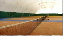 West Wood Health Club, Leopardstown | Indoor Tennis Court