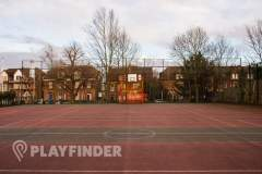 Harris City Academy Crystal Palace | Concrete Football Pitch