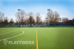 Mile End Park Leisure Centre and Stadium | 3G astroturf Football Pitch