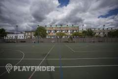 Acland Burghley School | Hard (macadam) Tennis Court