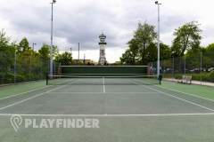 Islington Tennis Centre | Hard (macadam) Tennis Court
