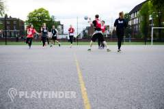 Highbury Fields | Hard (macadam) Netball Court