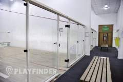Waterfront Leisure Centre | Hard Squash Court