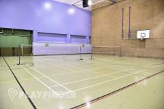 Waterfront Leisure Centre | Hard Badminton Court