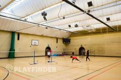 John Orwell Sports Centre | Hard Badminton Court