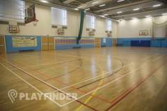 Pimlico Academy School | Indoor Netball Court