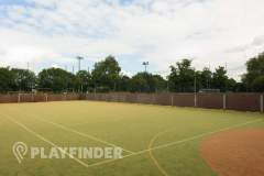 Rocks Lane Chiswick | Astroturf Netball Court