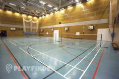Globe Academy | Indoor Football Pitch