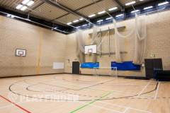 Brentside High School | Indoor Netball Court
