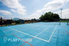 New River Sport & Fitness | Hard (macadam) Tennis Court