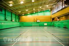 Lea Manor Recreation Centre | Indoor Netball Court