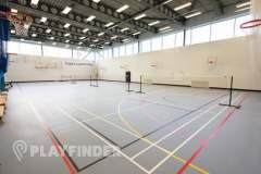 Chobham Academy | Hard Badminton Court