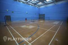 Finsbury Leisure Centre | Hard Badminton Court