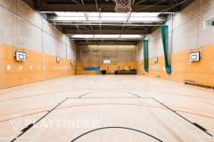 Haverstock School | Indoor Basketball Court
