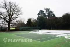 Harpenden Sports Centre   Hard (macadam) Tennis Court