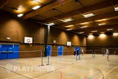 Harpenden Sports Centre | Indoor Basketball Court