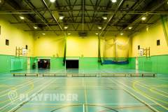 Walthamstow Leisure Centre | Indoor Basketball Court