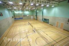 Sidcup Leisure Centre | Hard Badminton Court