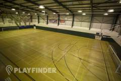 Nescot College | Hard Badminton Court
