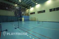 Barking Sporthouse | Hard Badminton Court