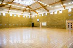 Hightown Community Sports and Arts Centre | Hard Badminton Court
