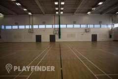 Stockwood Park Academy | Indoor Basketball Court