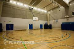 HAKA Sports Complex | Hard Badminton Court