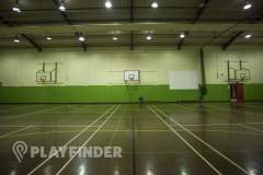 Aylward Academy | Indoor Basketball Court