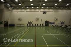 Langley Academy | Sports hall Cricket Facilities