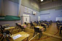 Elmgreen School | Indoor Basketball Court