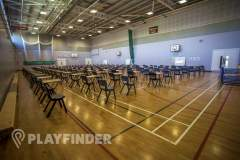 Elmgreen School | Sports hall Cricket Facilities