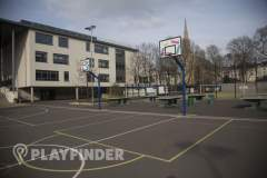 Pimlico Academy School | Hard (macadam) Basketball Court