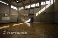 Copthall School | Indoor Basketball Court