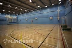 Crest Academy | Indoor Football Pitch