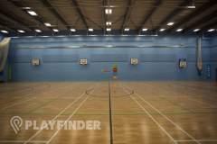 Crest Academy | Hard Badminton Court