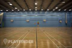Crest Academy | Indoor Basketball Court