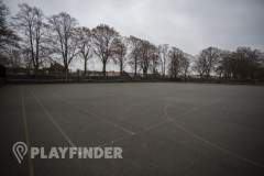 Langley Academy | Hard (macadam) Tennis Court