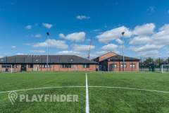 Flixton Girls School | 3G astroturf Football Pitch