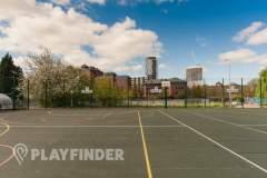 Oasis Academy MediaCityUK | Hard (macadam) Netball Court