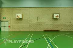 Chorlton High School | Indoor Football Pitch