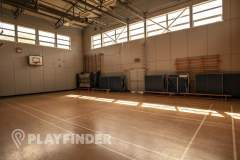 Chorlton High School | Hard Badminton Court