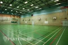 Chorlton High School | Sports hall Cricket Facilities