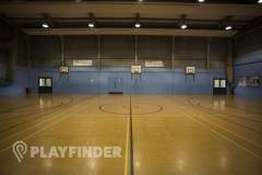 Harris Academy Orpington | Hard Badminton Court