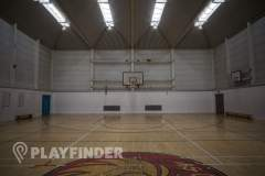 Acland Burghley School | Indoor Basketball Court