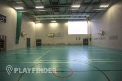 Ark All Saints Academy | Indoor Netball Court