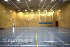 Ark Putney Academy | Indoor Netball Court